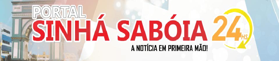 PORTAL SINHÁ SABOIA 24H  COM ROBÉRIO LIMA NO DETALHE DA IMAGEM
