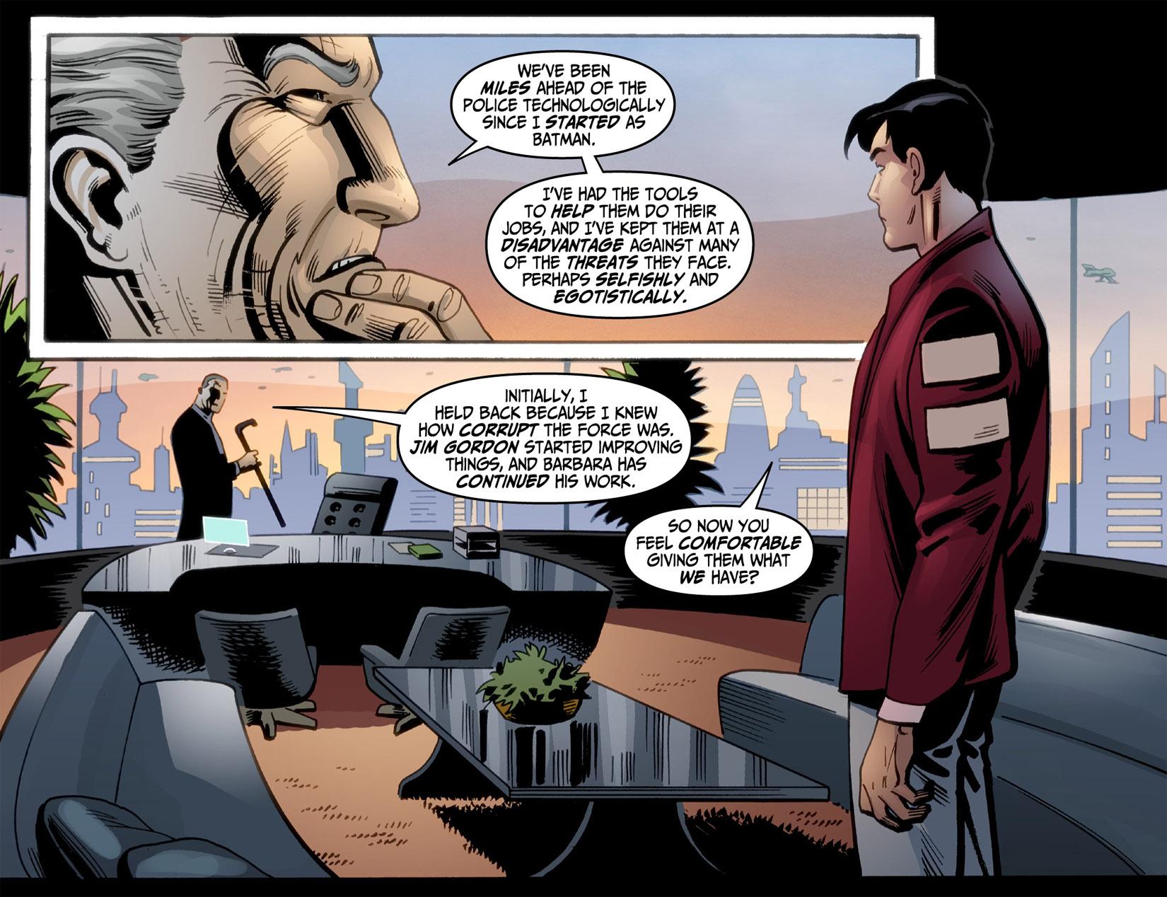 Batman Beyond (2012) Issue #3 #3 - English 18