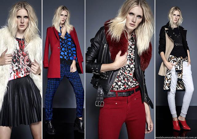 Lo mejor de la Moda Argentina: Moda invierno 2015 Kosiuko. Moda y tendencias en Buenos Aires Blog de Moda.