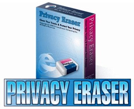 برنامج privacy eraser 2014 لزيادة سرعه التصفح على شبكة الانترنت