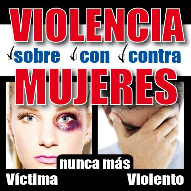 Violencia sobre mujeres
