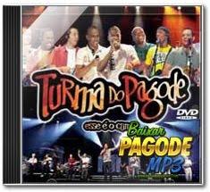 CD Turma do Pagode   Esse é o Clima (Áudio DVD) 2010