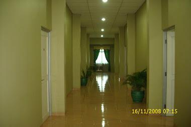 koridor kamar standard