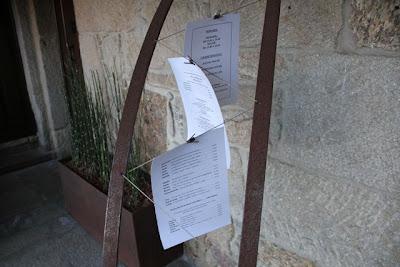 Carta Casa Solla. Blog Esteban Capdevila
