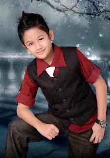 Foto keren Bagas Idola Cilik 2013