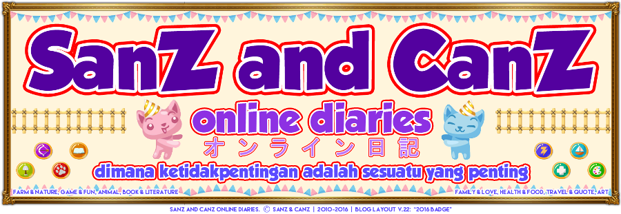 SanZ and CanZ Online Diaries