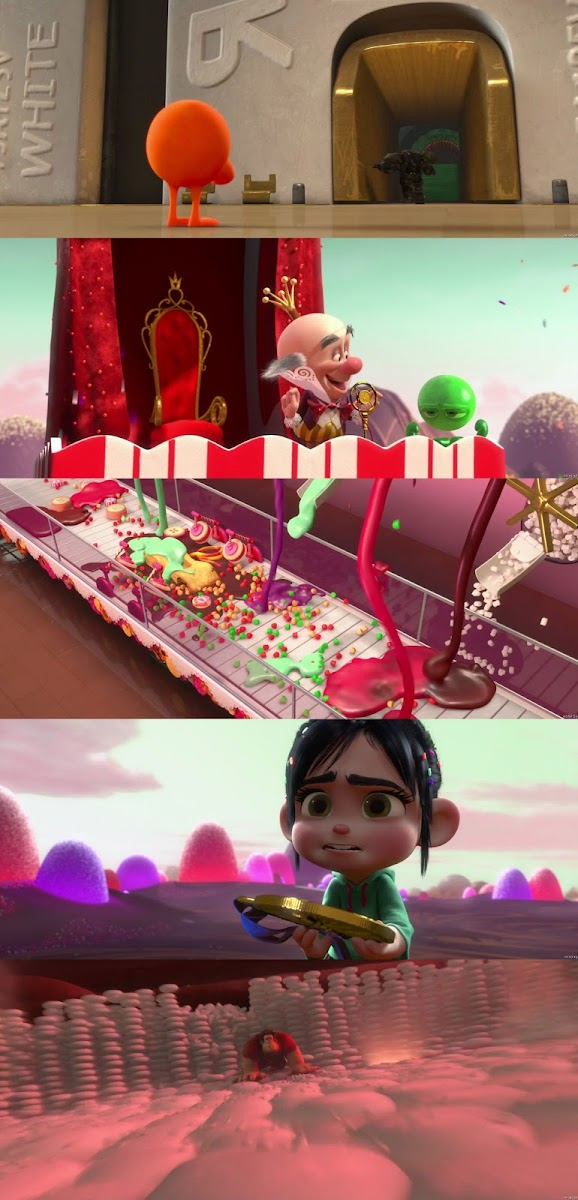 Wreck-It Ralph 1080p HD MKV Latino