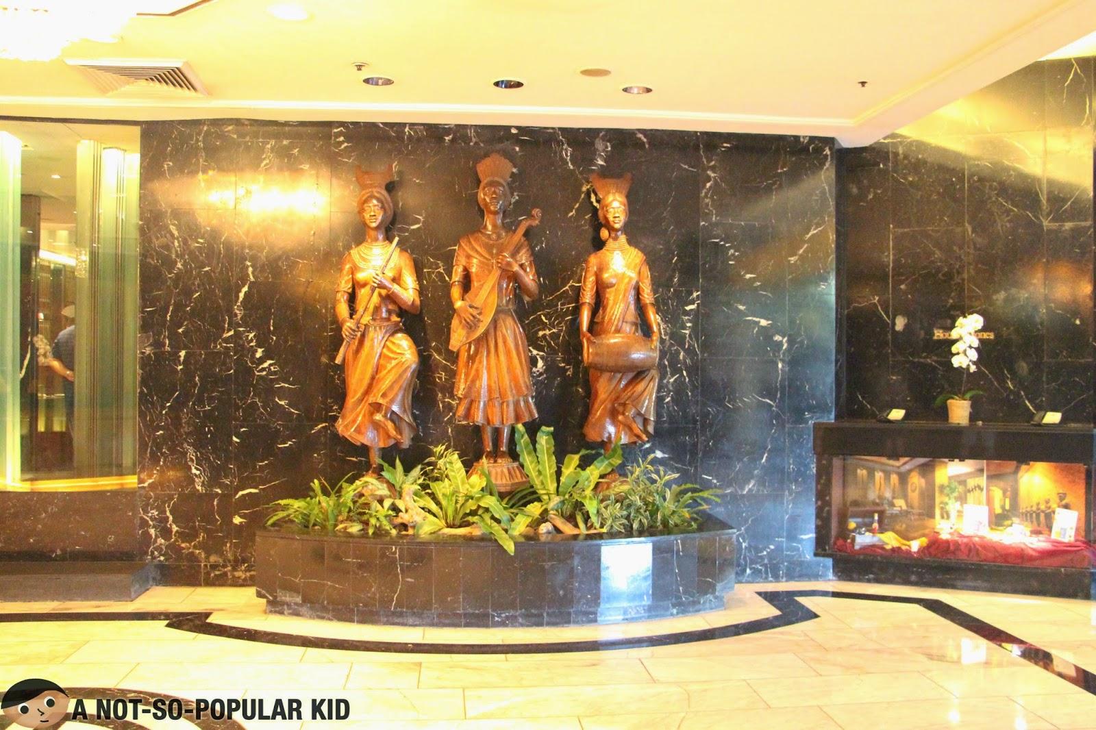 Mandarin Oriental Hotel in Makati, Metro Manila