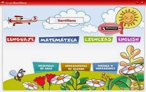 """Mi jardín"", de Editorial Santillana"