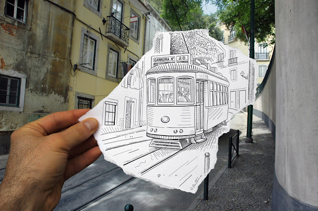 Pencil vs Camera: Incredible piece of Art