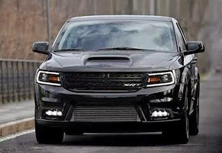 2016 Dodge Journey SRT6