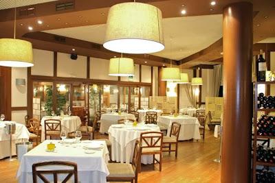 Sala Restaurante Illunbe. Alcobendas (Madrid). Blog Esteban Capdevila