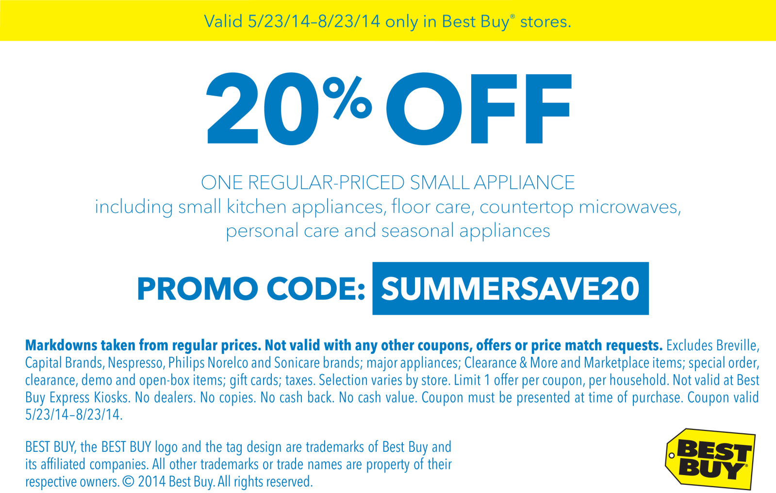 Best buy coupons 2019