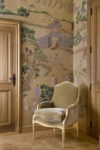 El mundo de mafalda los papeles pintados dan mucha for Papeles pintados ingleses