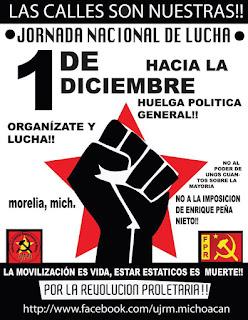 1 de Diciembre Michoacan