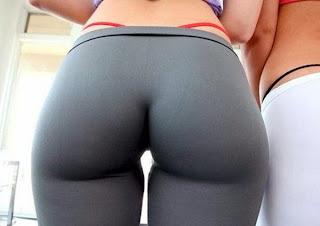 ropa yoga sensual