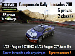 Campeonato Rallys Iniciados 2011 3ª prova