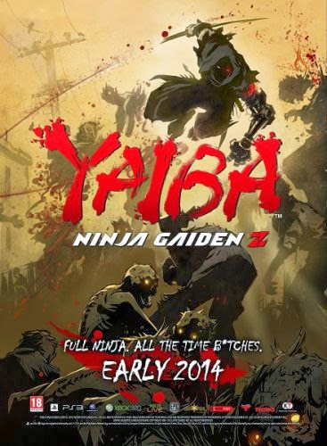 Yaiba Ninja Gaiden Z +Cracked-3DM