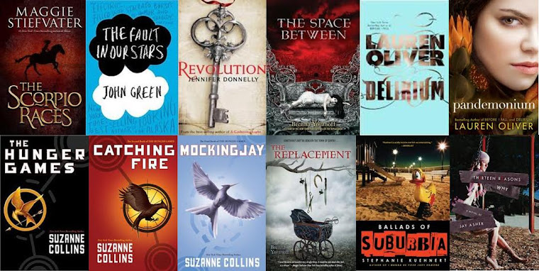 Just a few of my YA favorites...