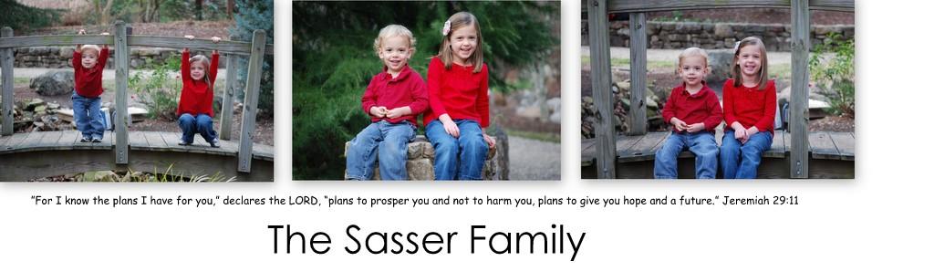 The Sasser Family