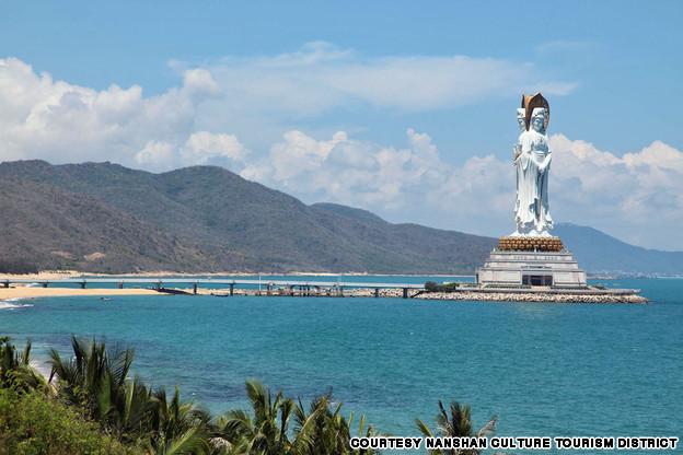 Guanyin Statue