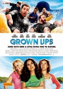 Grown Ups 2010 poster