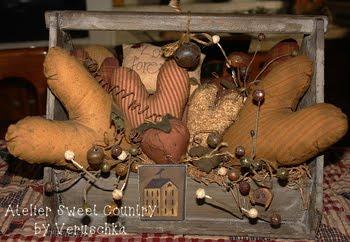 Un bel cesto di cuori ...