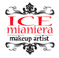 OFFICIAL LOGO ICE MIANIERA MAKEUP ARTIST