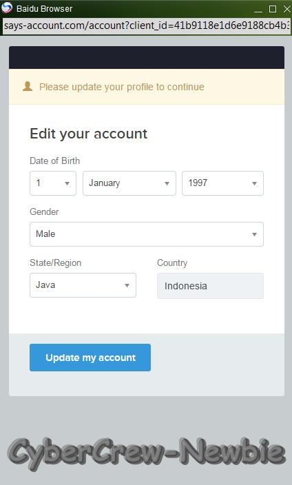 Cara Mendaftar di 8Share Indonesia