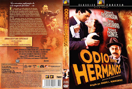Odio entre hermanos | 1949 | House of Strangers | Cover Dvd