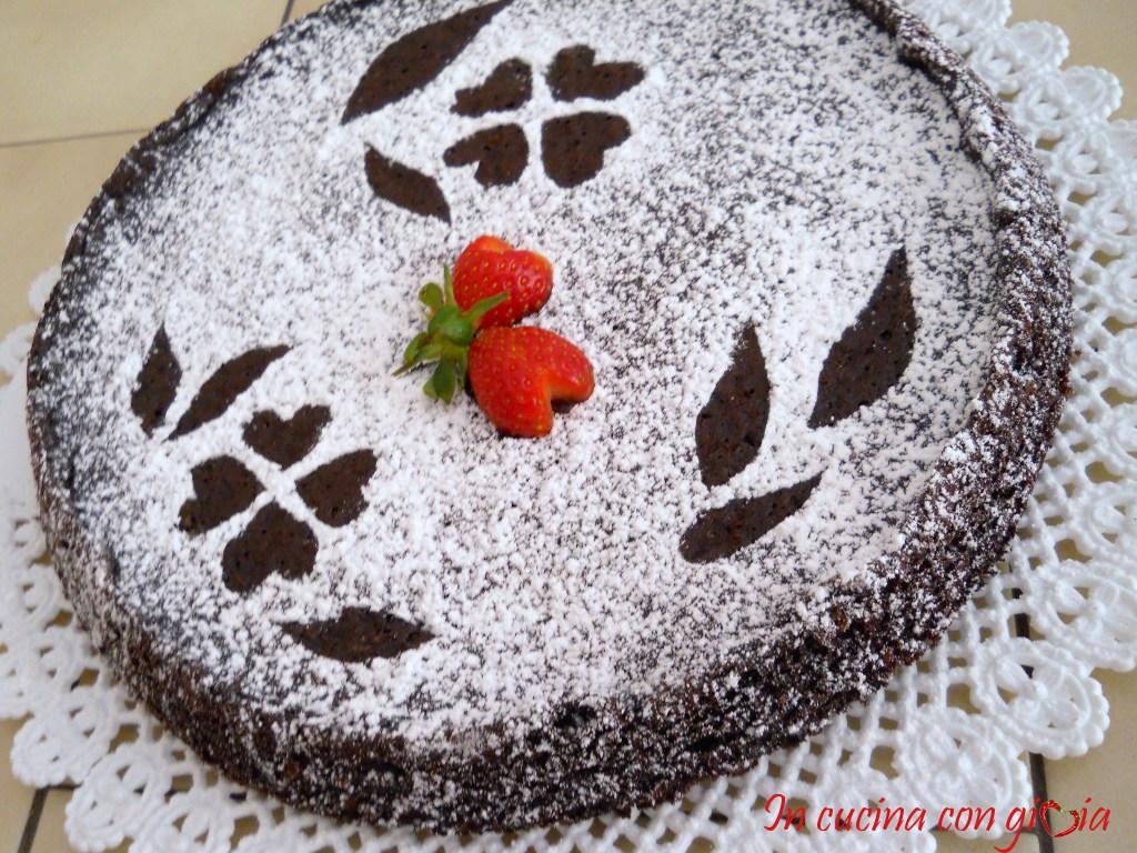 Incucinacongioia collaborazione s martino e la torta for Decorazioni zucchero a velo