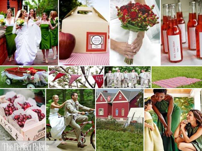 Amelie wedding