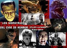 Los Monstruos del Cine Clasico de Horror