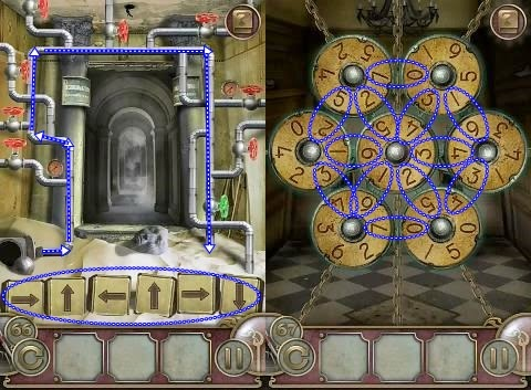 Guide Escape the Mansion Level 66 67 68 69 70