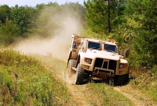 JLTV pilihan Angkatan Darat dan Marinir AS