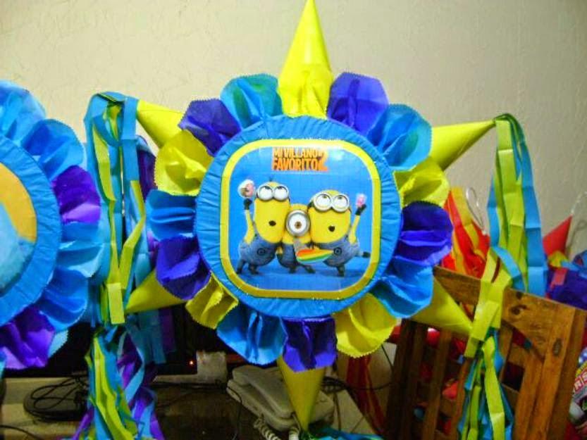 Piñatas Mi Villano Favorito
