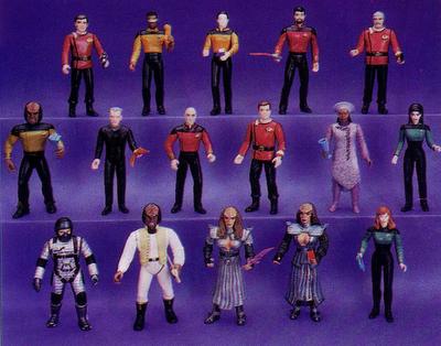 Star Trek Generations Toys Buy Star Trek Generation Toys