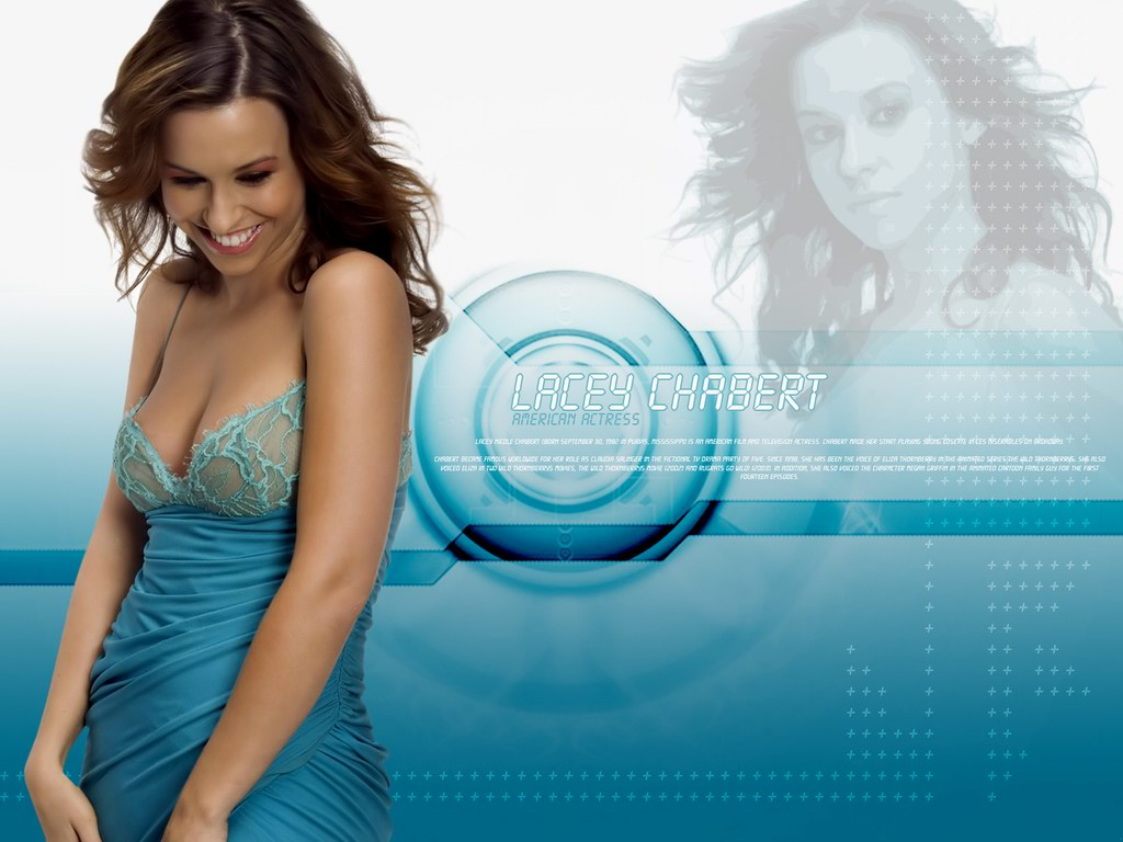 Sexy sexy lacey chabert as blonde