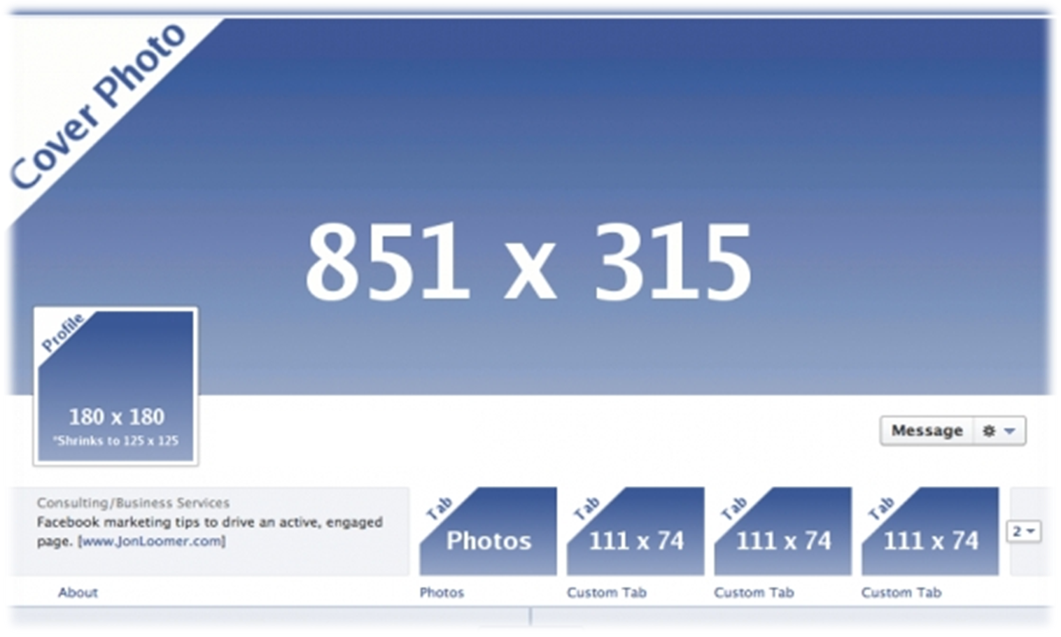 HD facebook cover photo dimensions