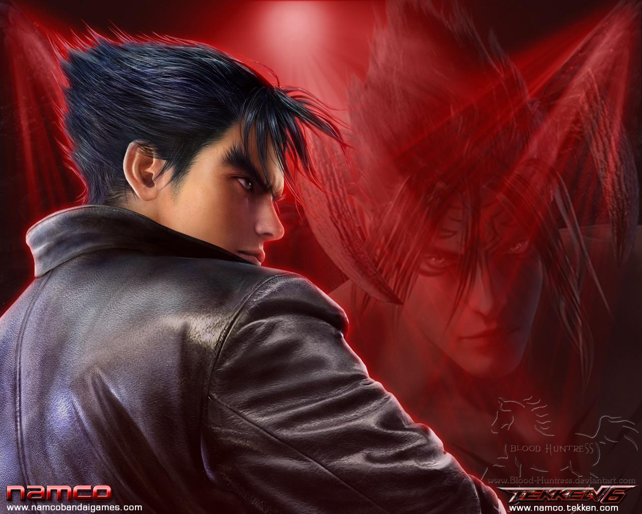 Devil Jin  Devil jin