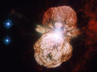 В ожидании взрыва сверхновой -  Эта Киля