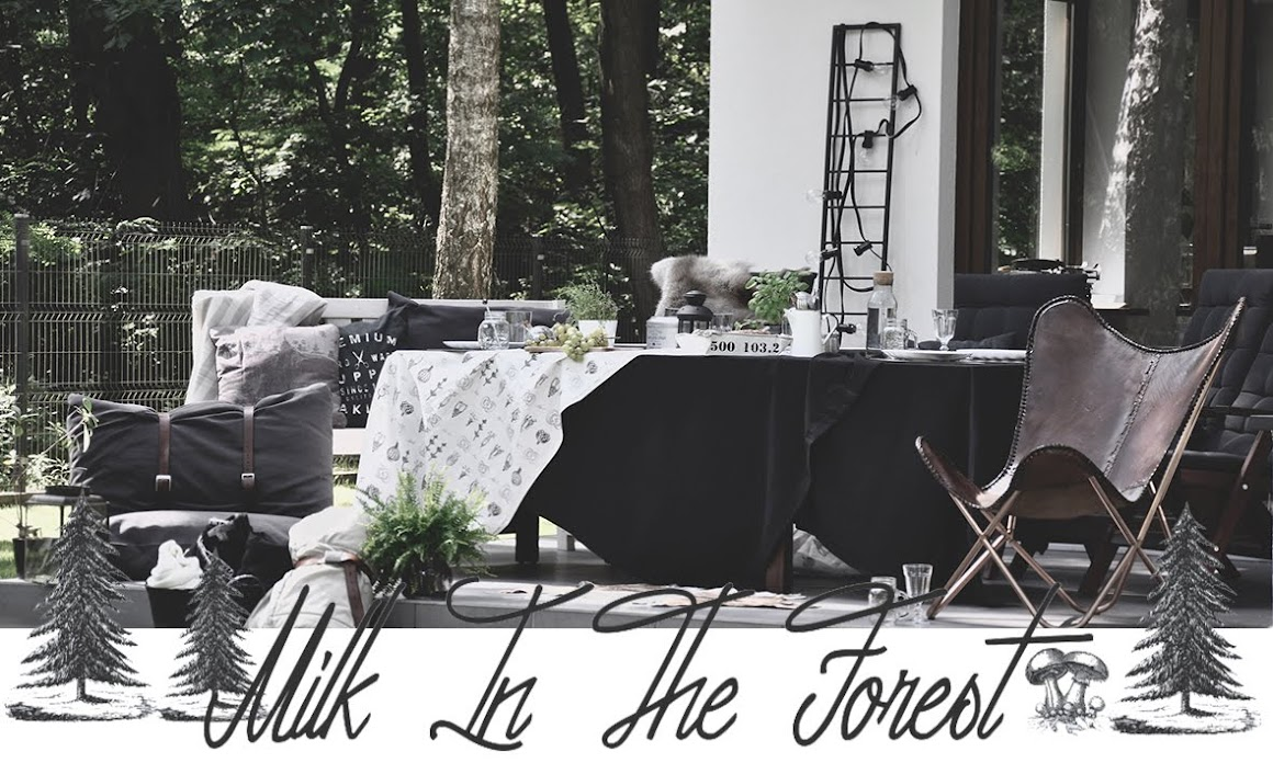 Milk In The Forest