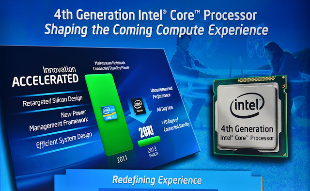 "CPU Intel ""Haswel"", Resmi Meluncur Di Indonesia"