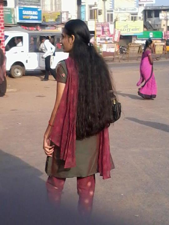 Indian Long Hair Girls Most Beautiful Long Hair Girl With Loose