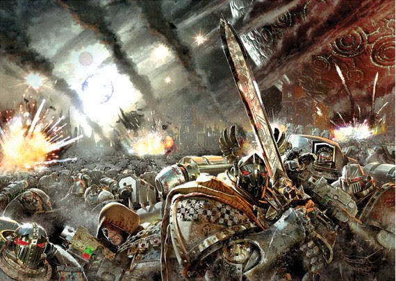 horus heresy nemesis book review