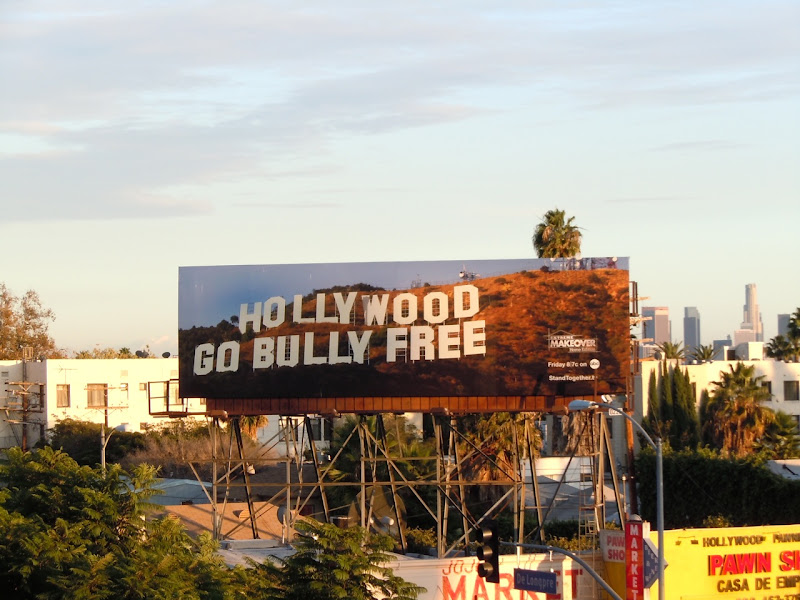 Hollywood Bully free billboard