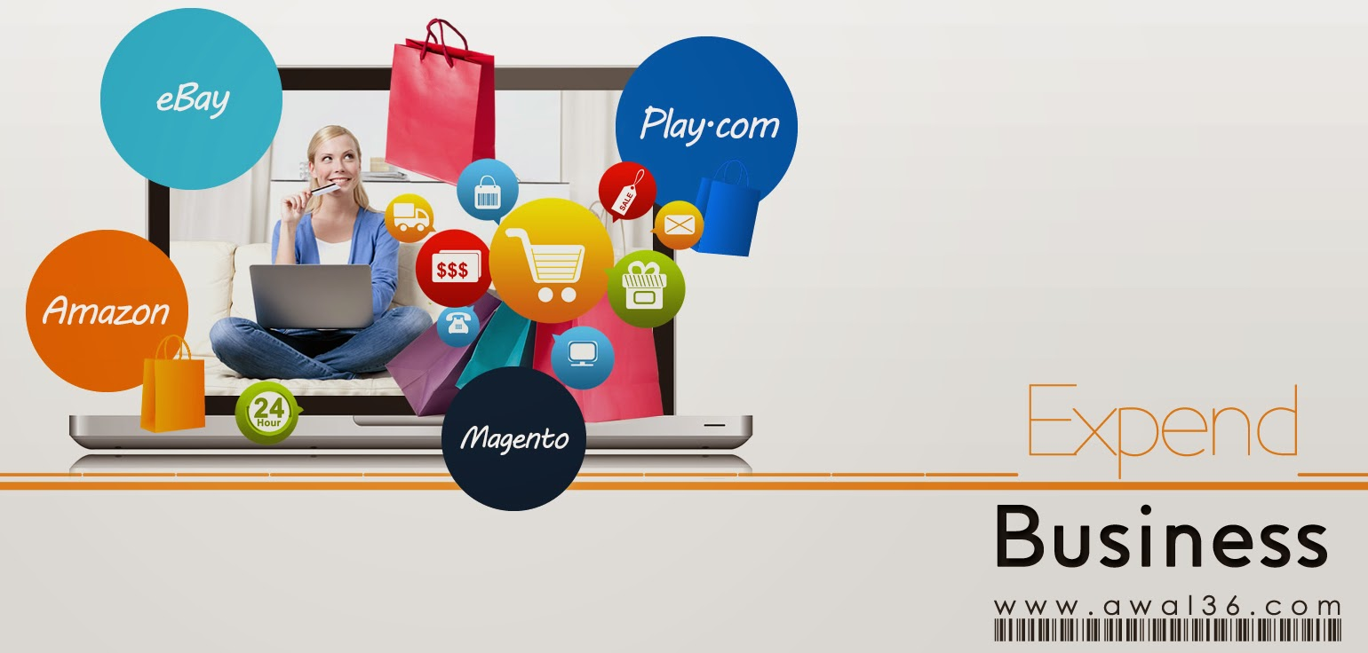 Expend Business - ebay amazon play.com Magento - awal36.com