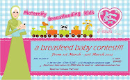 A breastfeed baby contest
