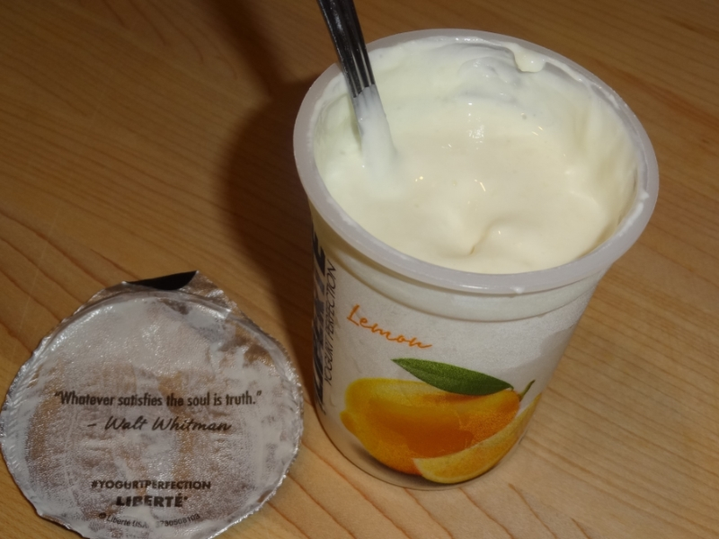lemon, yogurt, good, delicious