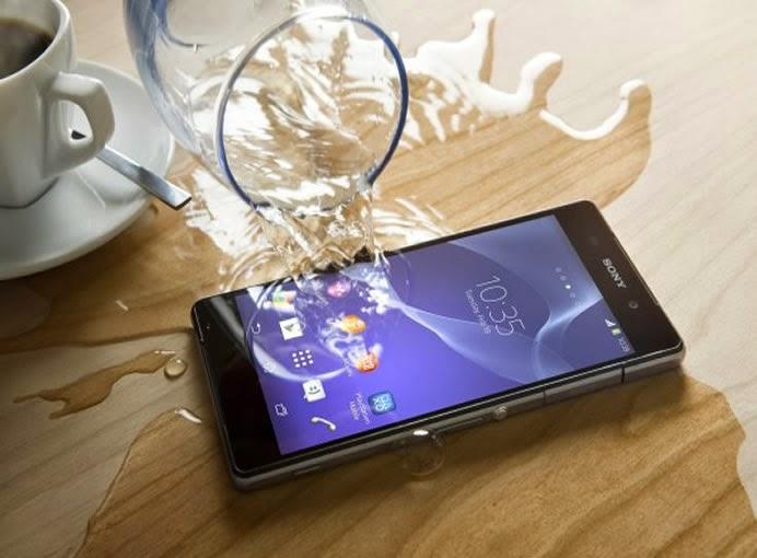 Sony Xperia ™ M2 Aqua Tahan Air
